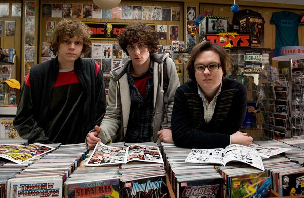 Aaron Johnson, Clark Duke Kick Ass movie image.jpg