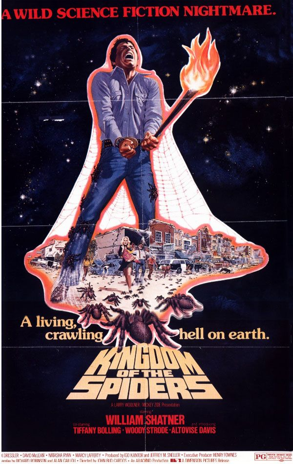 Kingdom of the Spiders movie poster William Shatner.jpg