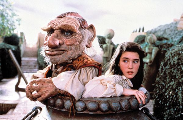 LABYRINTH and THE DARK CRYSTAL Blu-ray Reviews | Collider ... Labyrinth Cast