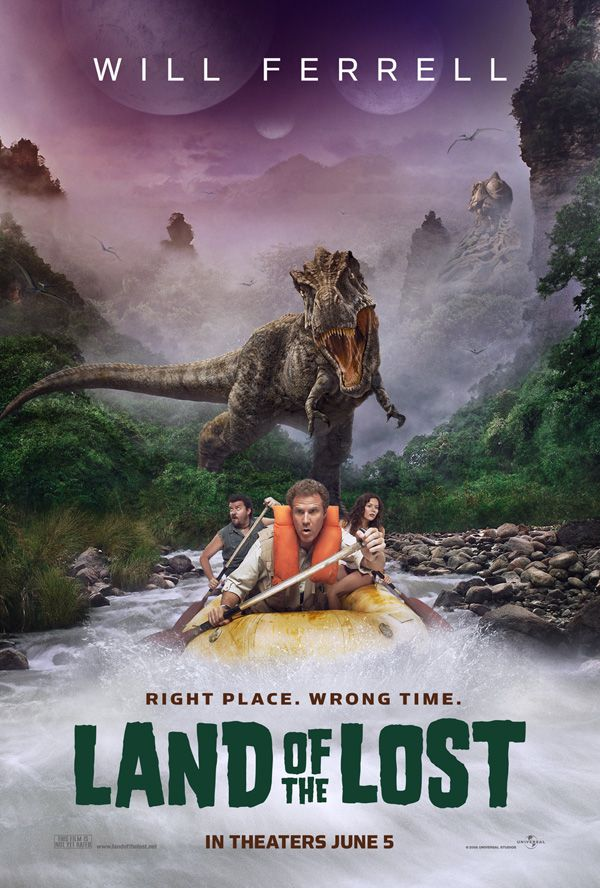 The Land of the Lost movie