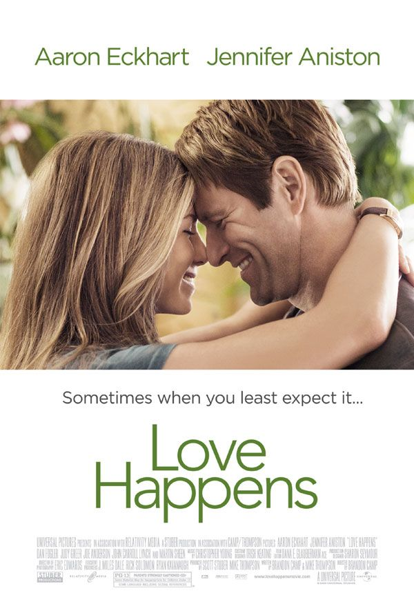 5 Movie Clips from LOVE HAPPENS Starring Aaron Eckhart and Jennifer