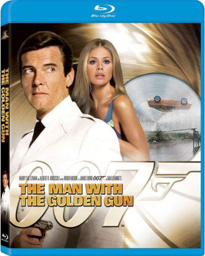 THE MAN WITH THE GOLDEN GUN and LICENSE TO KILL Blu-ray Reviews
