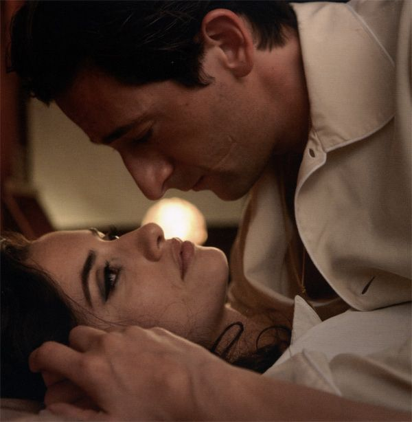 Manolete movie image Penelope Cruz and Adrien Brody AFM 2009.jpg
