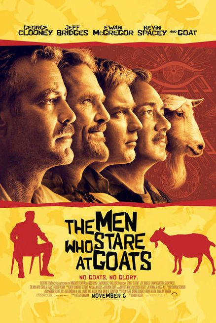 Cz�owiek, kt�ry gapi� si� na kozy / Men Who Stare at Goats (2009) DVDRip