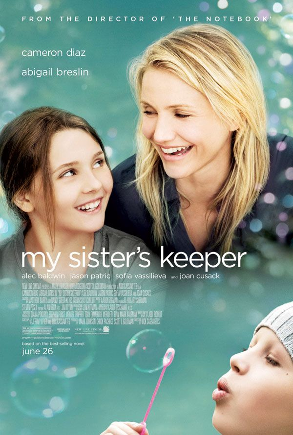 Cameron Diaz, Nick Cassavetes and the SISTER'S KEEPER Cast Talk