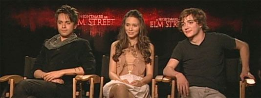 Thomas Dekker, Rooney Mara and Kyle Gallner Interview A NIGHTMARE ON ELM STREET.jpg