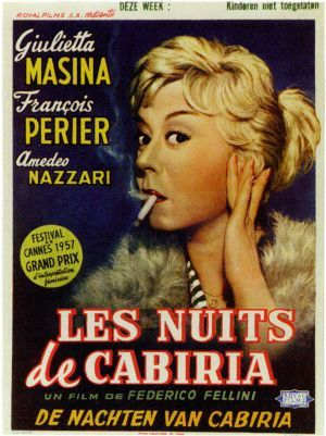 Nights of Cabiria movie poster.jpg