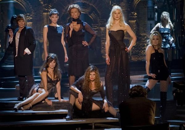 Nine movie image Nicole Kidman, Marion Cotillard, Penelope Cruz,