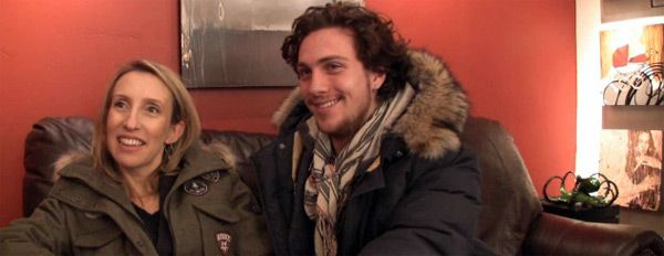 Aaron Johnson and Director Sam Taylor Wood Video Interview NOWHERE BOY.jpg