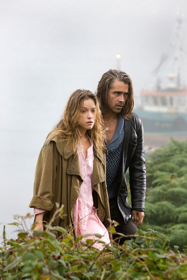 Ondine movie image Colin Farrell and Alicja Bachleda.jpg