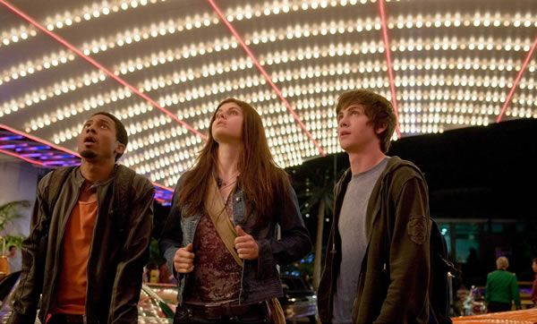 PERCY JACKSON  THE OLYMPIANS THE LIGHTNING THIEF Review