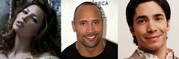 Jessica Biel, Justin Long, and Dwayne_The_Rock_Johnson PLANET 51.jpg