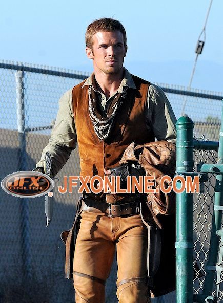 Cam Gigandet Priest movie image on set.jpg