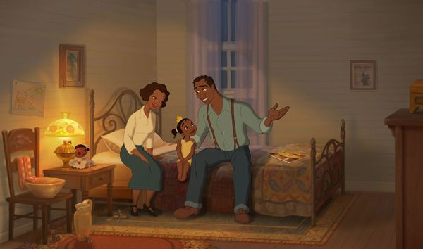 THE PRINCESS AND THE FROG Bluray Review  Collider  Collider