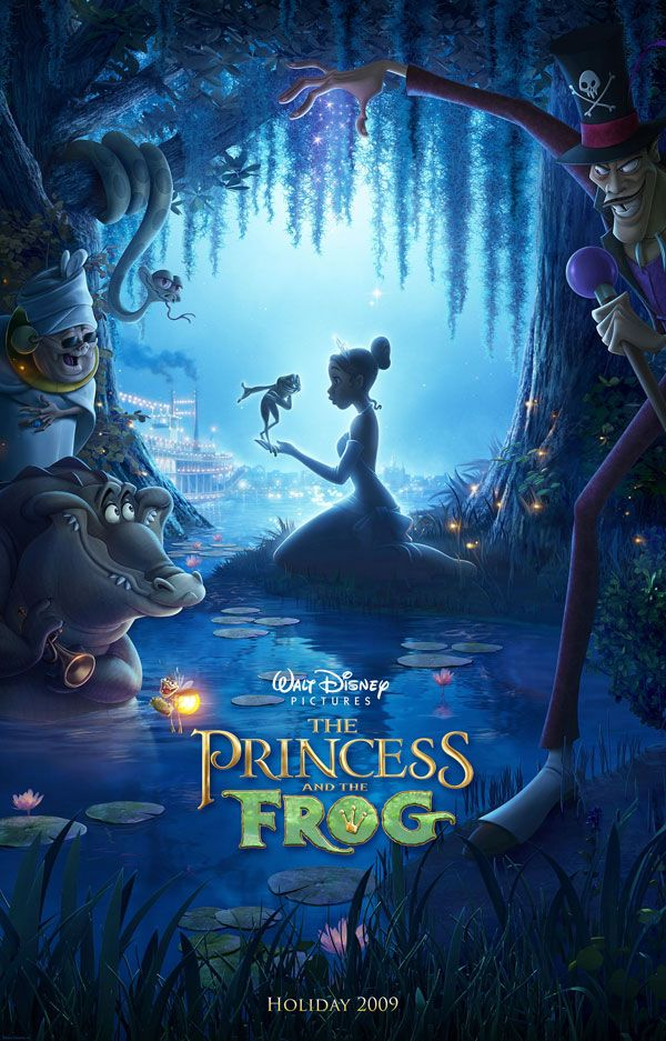THE PRINCESS AND THE FROG One-Sheet.jpg