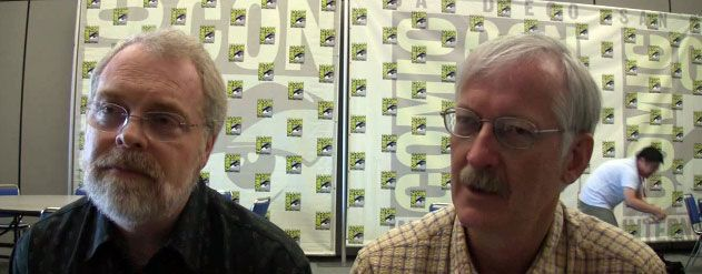 Ron Clements and John Musker princess and the frog directors.jpg