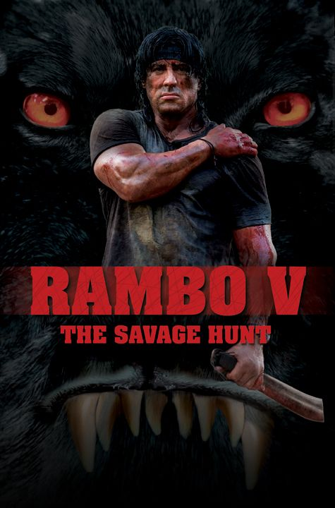 Rambo V The Savage Hunt movie poster.jpg