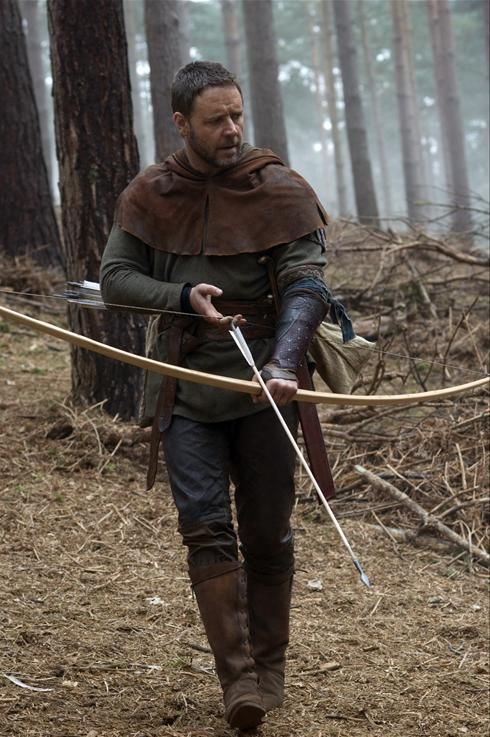Ridley Scott and Russell Crowe Talk ROBIN HOOD | Collider ...