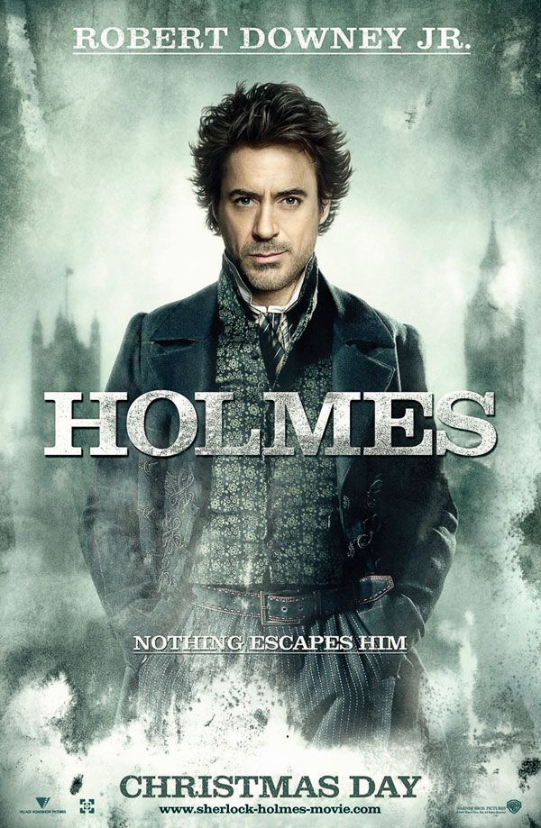 Robert Downey Jr Sherlock Holmes movie poster.jpg