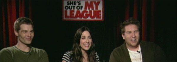 Mike Vogel, Lindsey Sloane & Nate Torrance Video Interview ...