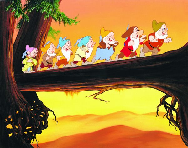 Snow White And The Seven Dwarfs was high-tech for its time and with this new