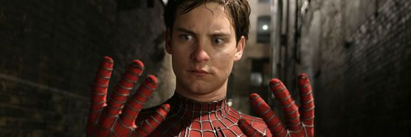 Tobey maguire black spiderman - photo#21