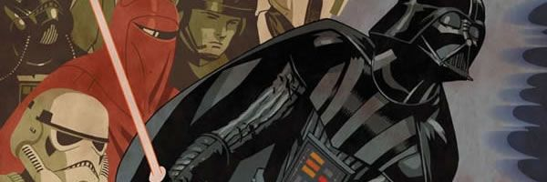The Empire Wants YOU: New STAR WARS Trading Cards Feature Amazing