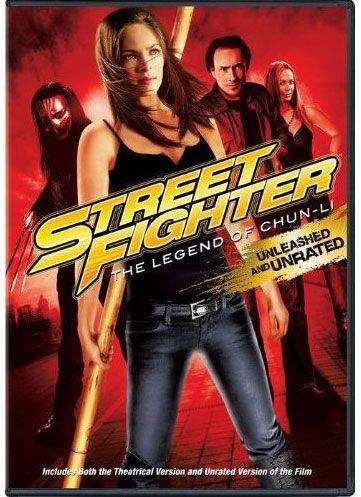 Street Fighter: A Lenda de Chun-Li
