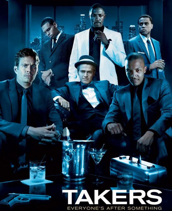 Takers movie image Idris Elba, Paul Walker, Matt Dillon, Chris Brown, Jay Hernandez, T.I. , and Hayden Christensen.jpg