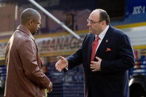 The Taking of Pelham 123 movie image Denzel Washington and James Gandolfini.jpg