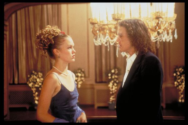 10 Things I Hate About You Movie Scenes: 10 THINGS I HATE ABOUT YOU 10th Anniversary DVD Review