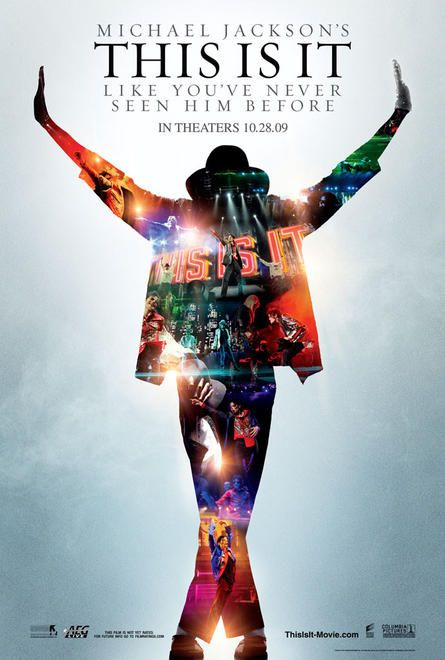 This Is It Trailer - Michael Jackson