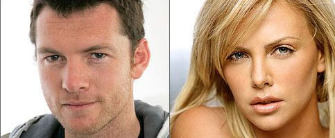 Sam Worthington and Charlize Theron The Tourist image2.jpg