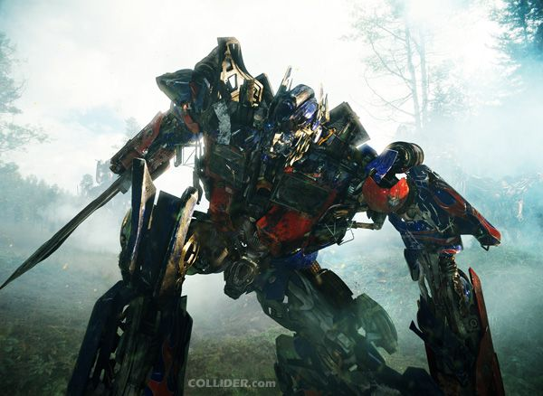 New Optimus Pic From Transformers ROTF.