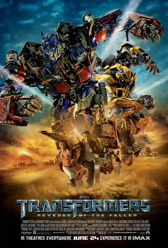 the Transformers sequel Transformers 2