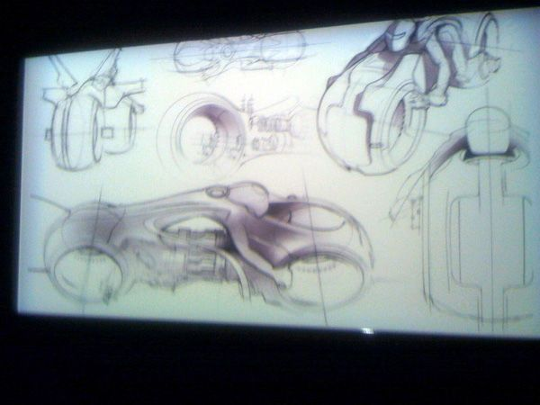 Tron Legacy Lightcycle concept art Comic-Con viral event Flynns Arcade.jpg