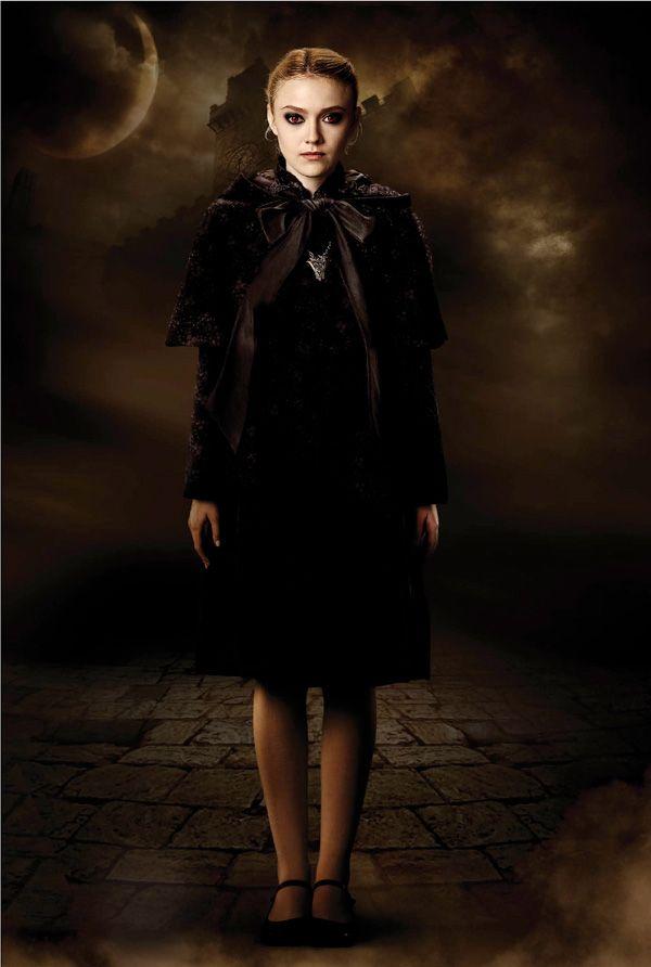Dakota Fanning as Jane The Twilight Saga New Moon character poster.jpg