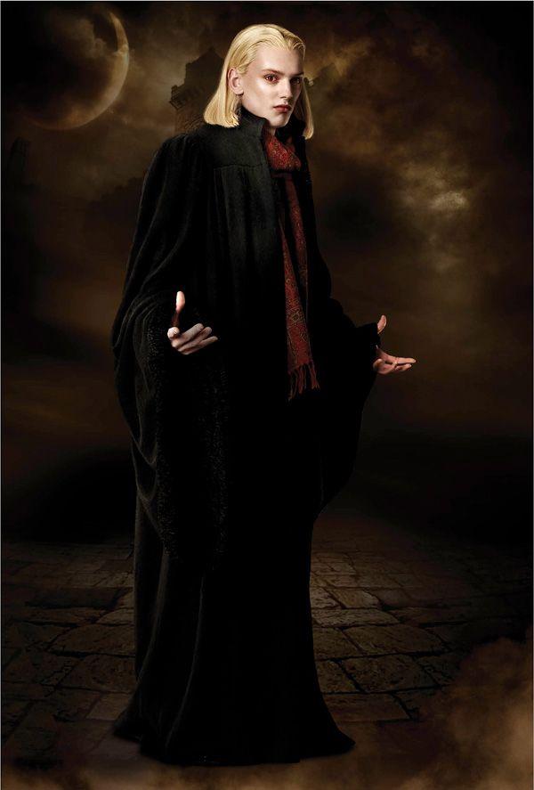 Michael sheen aro jamie campbell bower caius dakota for New moon vampire movie
