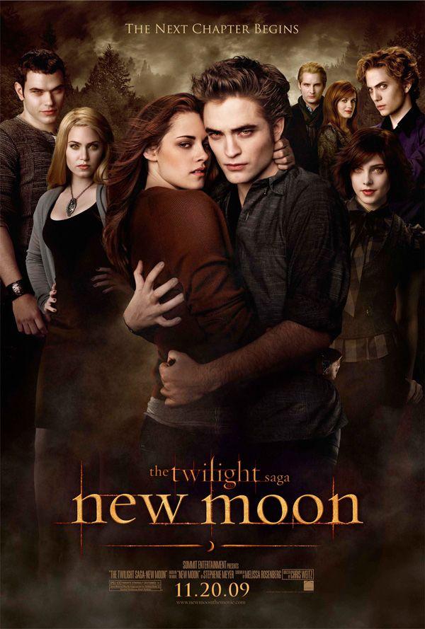 essay on twilight new moon