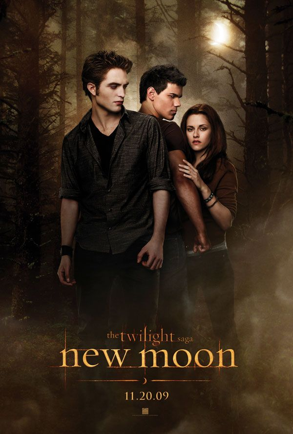 Full Trailer for THE TWILIGHT SAGA – NEW MOON Starring ...