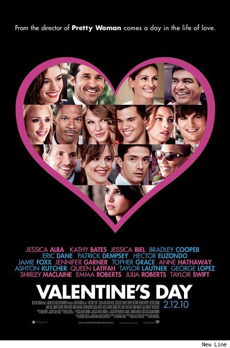 12 movie clips from valentine's day starring every actor in, Ideas