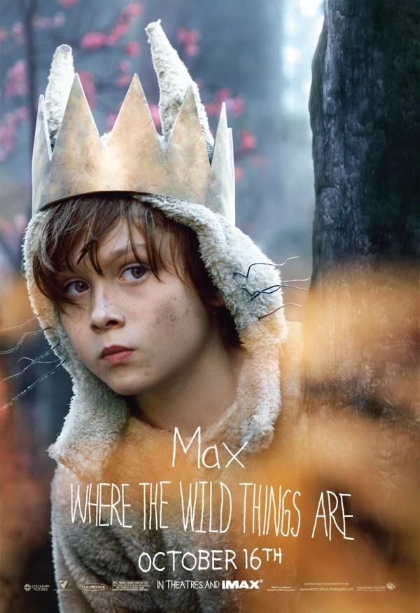 Where the Wild Things Are character movie poster Max.jpg