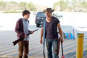 Zombieland movie image Woody Harrelson, Jesse Eisenberg.jpg