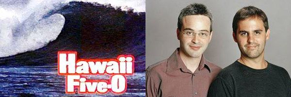 Alex Kurtzman and Roberto Orci Hawaii Five-O.jpg