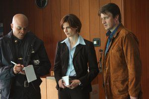 Castle ABC TV show image Nathan Fillion and Stana Katic.jpg