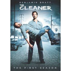 The Cleaner season one DVD.jpg