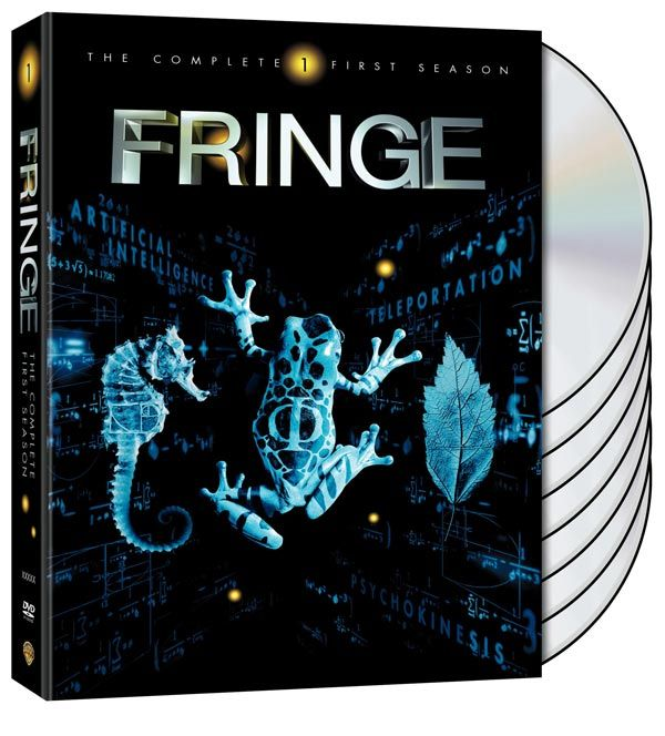 Fringe DVDs giveaways
