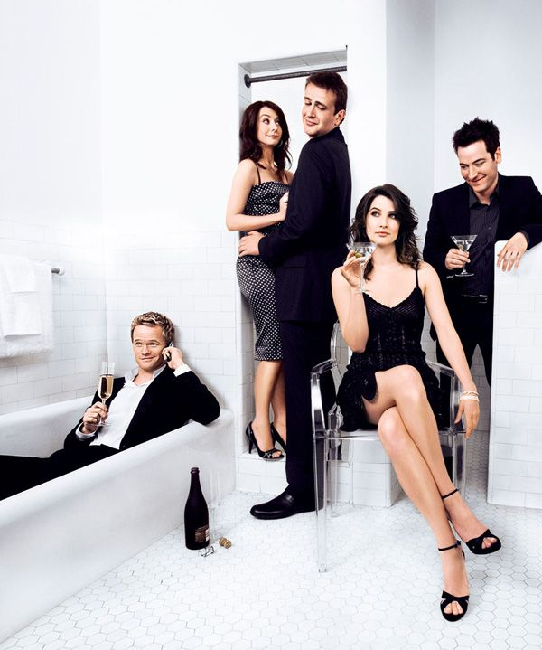 How I Met Your Mother cast image (5).jpg