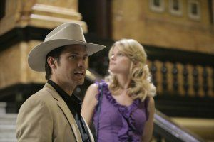Timothy Olyphant and Joelle Carter in Justified.jpg