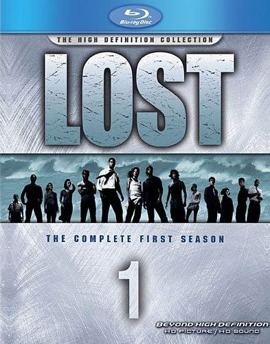 Lost season one Blu-ray - Lost season 1 Blu-ray.jpg